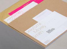 MoreySmith Envelope Labels by SeptemberIndustry
