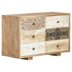 Kommode mit 6 Schubladen: kreatives Design von AMBIA HOME!