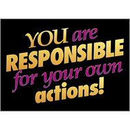 TA-62587 You are responsible for… ARGUS<sup>®</sup> Poster