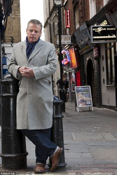 Out in the open: Suggs is set to reveal all in a new one-man show as well as releasing an autobiography