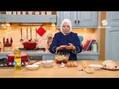 samira tv : كل يوم طبخة : طاجين خبيزة المعدنوس   مملحات   طاجين دجاج مبطن   معجون ال...