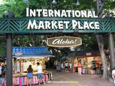 International Market Place... Oahu. One of my favorite places to visit. Wonderful treasures and people. :)