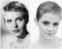 Quality pixie cuts. Hairstyles can be so tricky. Read our story on deciding if a pixie cut is right for you.