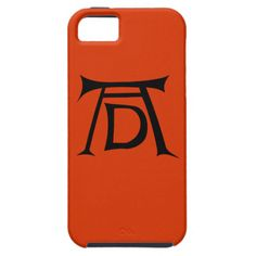 Albrecht Durer Signature Monogram iPhone 5 Covers