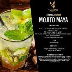 Instagram media by yumbab_xtabentun - ¡Prepárate un delicioso Mojito Maya con Yumbab! #xtabentun #yumbab #licor #liqueur #liquor #LiqPic #coctel #cocktails #honey #miel #aniseed #anis #mexico #yucatan #cultura #maya #mayan #culture #tradicion #traditional #aperitivo #digestivo #aperitif #digestif