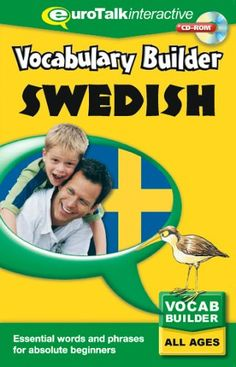 Vocabulary Builder Swedish: Language fun for all the family - All Ages (PC/Mac) - http://www.cheaptohome.co.uk/vocabulary-builder-swedish-language-fun-for-all-the-family-all-ages-pcmac/
