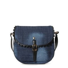 Bolsa Carteiro Jeans | Doce Vida Store - docevida