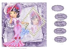 little lady  on Craftsuprint - View Now!
