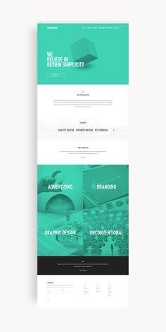 GRADOZERO on Behance Tech Branding, Web Design, Graphic Design, News Studio, Website Design Inspiration, Brand Identity, Advertising, Behance, Digital