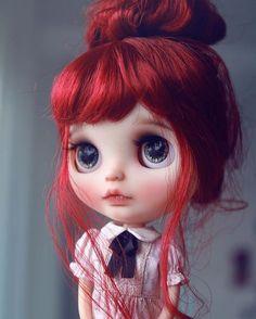 #devidelacour #blythe #customblythe #doll # K07 # k07doll