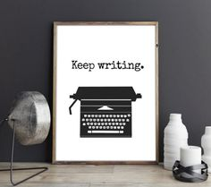And finally, this bold reminder to never quit your dream: | 17 Clever Gifts Every Writer Will Want To Own
