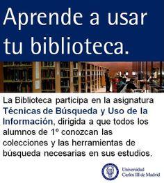 TBUI: Aprende a usar tu biblioteca
