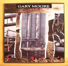 GARY MOORE - Take a little Time -  mint minus - Vinyl EP - Top RARE