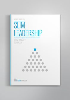 "The Slim Books are a collection of small manuals for business managers, based on the ""Slim Thinking"" philosophy, where ""less is more"".  Our challenge was to create a name and general look for the collection and to illustrate the different titles with as few graphic elements as possible. - by Goma - Lisboa, Portugal - via Behance"