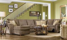 Devon 4-Piece Sectional Sofa - Grand Home Furnishings | K4315