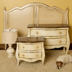originales muebles de estilo vintage