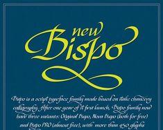 newbispo 50 Best Free Fonts From 2013