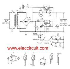 Ac Power Supply Circuit Diagram | The 122 Best Ac Power Images On Pinterest Circuit Diagram
