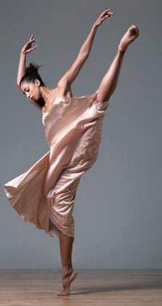 Harlem's modern dancer.