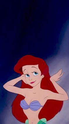 The little mermaid wallpapers The little mermaid Ariel Disney, Mermaid Disney, Disney Little Mermaids, Ariel The Little Mermaid, Disney Art, Disney Movies, Mermaid Mermaid, Little Mermaid Cartoon, Mermaid Board