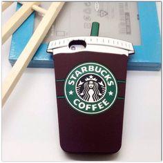 Starbucks iPhone 6 Soft  Silicon Case