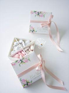 scatola degustazione confetti