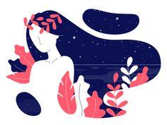 The sky full of stars