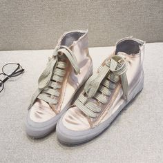 Cheap creepers brand, Buy Quality platform creepers directly from China brand espadrilles Suppliers: European famous designer high top shoes woman brand wide lace up silk espadrilles women platform creepers ladies shoes y126