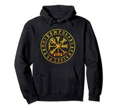Vikings Compass Vegvisir Viking Symbol    Hoodies  by Scar Design. In 5 colors and Unisex sizes: S- 2XL. For Men-Women. Price: $33.99. #Shop at  @amazon store Now! #viking #vikings #compass #symbol #amazon #vikinghoodie #hoodies #hoodie #runic #norsemen #clothing #badass #amazon #streetwear #giftsforboyfriend #valentinesdaygift   #valentinesdaygifts #streetstyle #norse #nordic #vikingcompass #norse #warrior  #Odin #Thor #VikingStyle  #runes