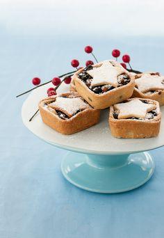 Mum's Port Soaked Christmas Fruit Mince Tarts ~ via this blog, Go Make Me.