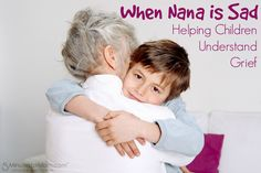 "Our ""5 Minutes with Nana"" columnist, Teresa Kindred, joins us today to share how grandparents can help children learn about grief and sadness.     For the past 20+ years my cousin Martha has been fighting breast cancer. …"