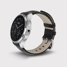Vector Luna is a refined, versatile and distinctive smartwatch, keeping you connected to the modern world.