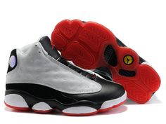 Chaussures Air Jordan 13 Noir/ Blanc/ Rouge [nike_10045] - €61.89 : Nike Chaussure Pas Cher,Nike Blazer and Timerland   https://www.facebook.com/pages/Chaussures-nike-originaux/376807589058057        www.topchausmall.com