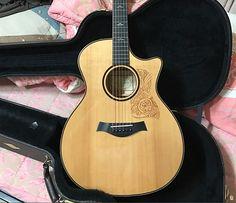 Guitar Accessories Acoustic Guitar Pickguard Style Wave Gold