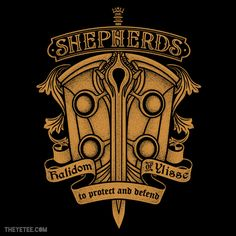 The Shepherds by shoden23 on DeviantArt