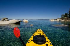 We Love Kayaking — Love this view