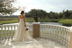 Bride at Casa Bella Estate