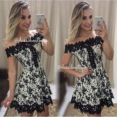 Meninas,vocês vão AMAR os looks da @lojadassiboutique Vestidos…