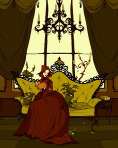 The World is a Very Scary Place. Abigail Larson