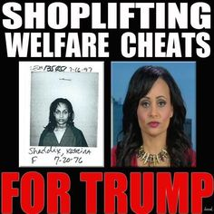 "He'll hire ""the best"" people. Trump's equally delusional spokesperson, Katrina Shaddix-Pierson.  They are a perfect match."