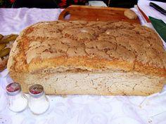 Chleb wiejski z pieca opalanego drewnem