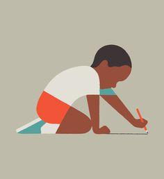 Draw a Line by Adrian Johnson