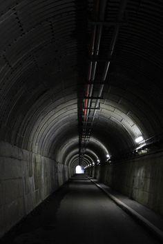 寸又峡 天使トンネル