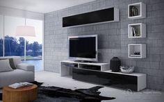 Tv unit in Gorakhpur Tv Cabinet Design, Tv Wall Design, Ceiling Design, Tv Unit Decor, Tv Wall Decor, Tv Unit Furniture, Modern Furniture, Modern Tv Wall Units, Entertainment Wall Units