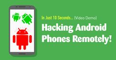 Wanna know How to Hack Android Phone? A new Stagefright Exploit threatens Millions of Android Devices Wanna know How to Hack Android Phone? A new Stagefright Exploit threatens Millions of Android Devices Android Phone Hacks, Cell Phone Hacks, Smartphone Hacks, Cell Phone Plans, Iphone Gadgets, Baby Gadgets, Android Watch, Tech Gadgets, Tecnologia
