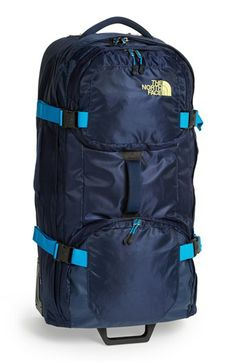 Gypsy Travel-Luggage| Serafini Amelia| The North Face 'Longhaul' Rolling Duffel Bag (30 Inch) available at #Nordstrom