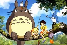 "Which Anime Icon Is Your Kindred Spirit | You got: Totoro from ""My Neighbor Totoro"" For you, life is a sandbox full of endless possibilities. You're the type of person who enjoys a playful hike through the woods because nothing is better than nature. You take pleasure in making people happy, and having fun is always your number one priority. Keep on smiling."