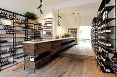The New Aesop Shop In London - Retail - Corner - Inner Design