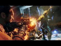 """Call Of Duty: Black Ops III """"The Giant"""" Zombies Trailer Cranks Undead Action Up To 11"""