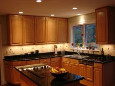 How Many Watts Of Light In Kitchen Recessed Light Good